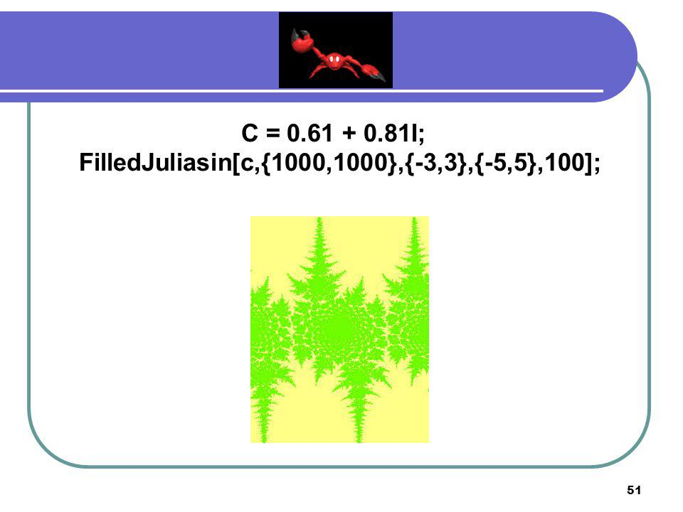 FilledJuliasin[c,{1000,1000},{-3,3},{-5,5},100];